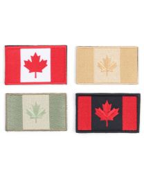 Canadian Flag Velcro Morale Patch