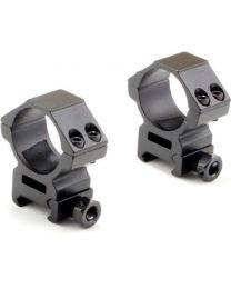 30mm See-Thru Scope Rings