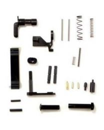 Lower Parts Kit (LPK) for AR-15, No Trigger Group, No Grip